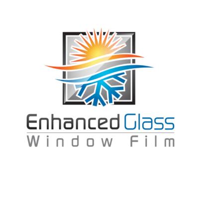Enhanced Glass Window Film Logo