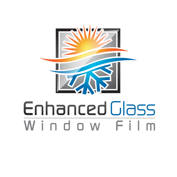 Enhanced Glass Window Film Logo